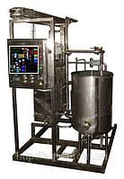 Пастеризационно-охладительная установка 1000-25000л/ч