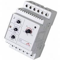 Терморегулятор электронный на шину DIN с возможностью установки диапазона температур DEVIreg™ 316 -10...+50