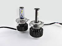 Светодиодные лампы H4 (дальний/ближний) 40W, Sho-Me G1.1