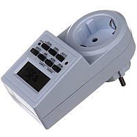 Розетка с таймером отключения Programmer timer (включения и отключения тока по расписанию)
