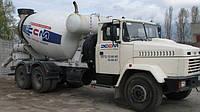 Бетон товарный  Марки М50, М75, М100, М150, М200, М250, М400