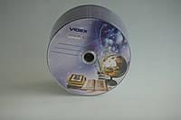 DVD + R Videx 16 x школьные / тетрадь ( 50 шт )