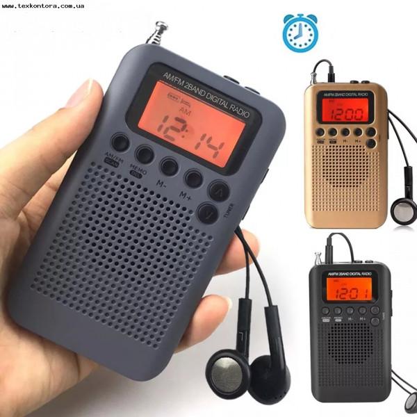 Радиоприемник HRD-104, 64-108мГц