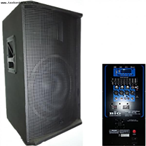 Активная АС DIGITAL TIREX750-MP3-BLT-EQ-FM