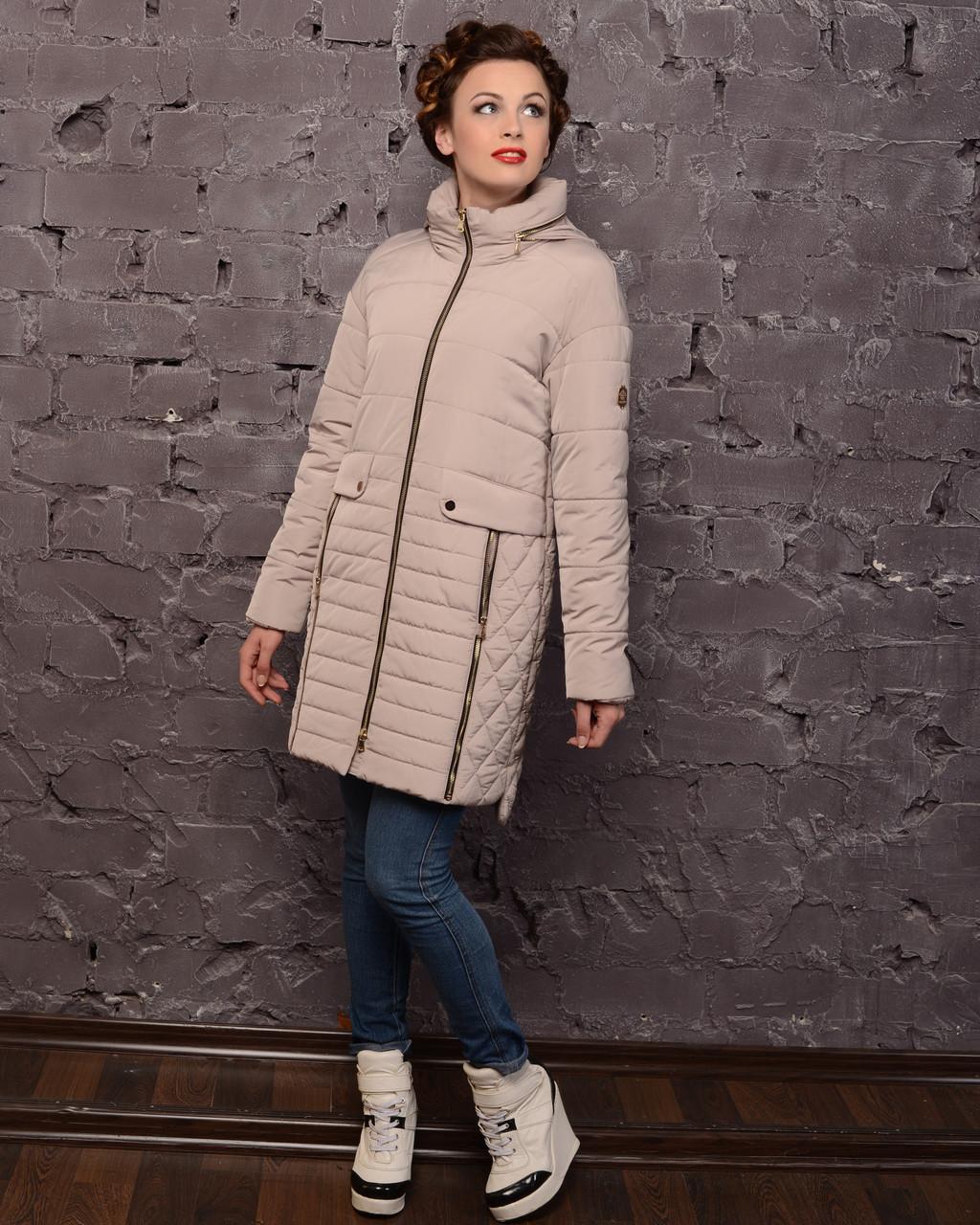 Куртка женская демисезонная 3031, размер 44-52