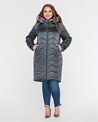 Куртка женская демисезонная 3081, размер 46-56