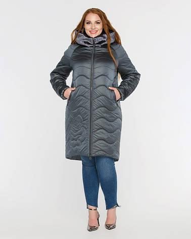 Куртка женская демисезонная 3081, размер 46-56, фото 2
