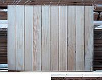 Вагонка из натурального дерева