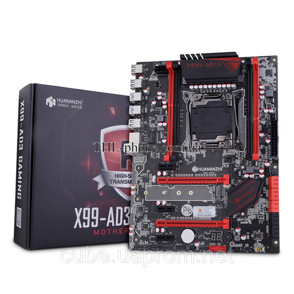 Комплект  Xeon e5 2678 V3, HuananZHI X99-AD3 Gaming  Память 16 / 32 / 64 Гб Кулер Lga 2011 LGA2011