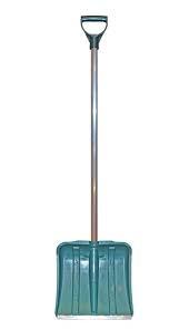 Лопата для уборки снега ЛЕМИРА малая (с пластиковым черенком)