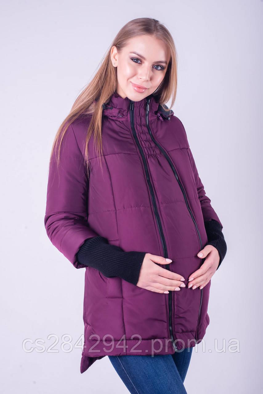 Демісезонна куртка для вагітних (Куртка для беременных)  продажа ... d160131058ba0