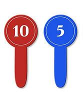 Номер для голосования жюри