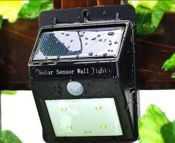 Подсветка с датчиком движения 20LED Wall Lights
