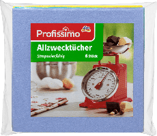 Салфетки для кухни Profissimo Allzwecktuch, 6 шт.