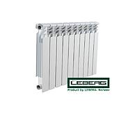 Алюминиевый радиатор LEBERG 500-80