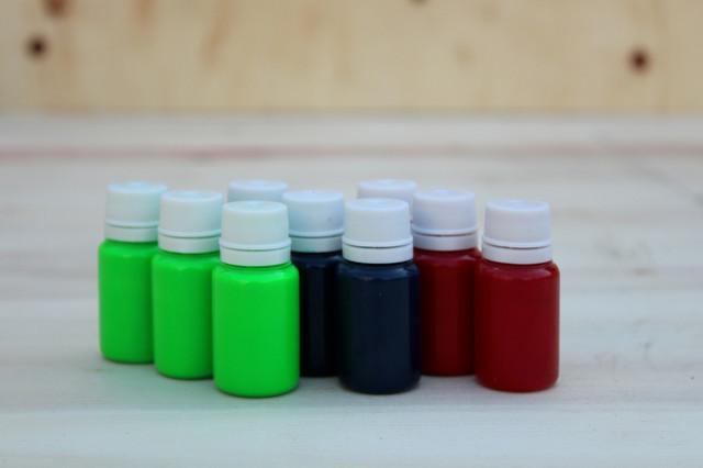 красители для силикона
