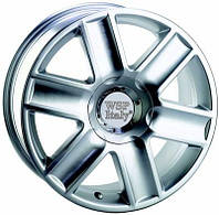 Литые диски WSP Italy Audi (W533) Florence silver W6.5 R15 PCD5x100 ET35 DIA57.1