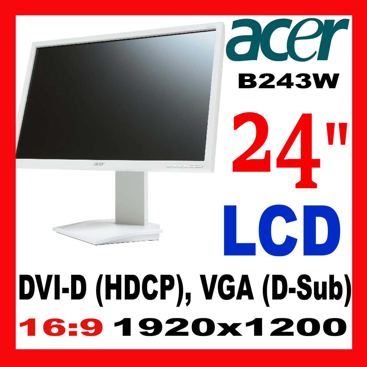 ACER B243W DOWNLOAD DRIVERS
