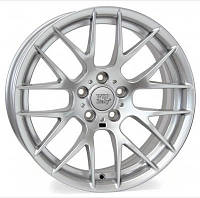 Литые диски WSP Italy BMW (W675) Basel M silver W9.5 R19 PCD5x120 ET23 DIA72.6