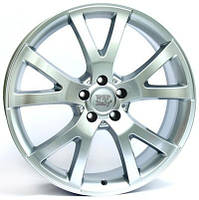 Литые диски WSP Italy Mercedes (W750) Yalta W10 R22 PCD5x112 ET60 DIA66.6 silver