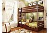 Двухъярусная детская кровать Дуэт 80х190, фото 5