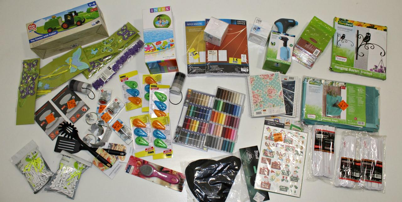 Брик а брак сток товары для дома инструменты, игрушки, декор Оптом от 20 кг