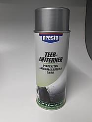 Очиститель битумных пятен и смол Presto 400 мл (217913)