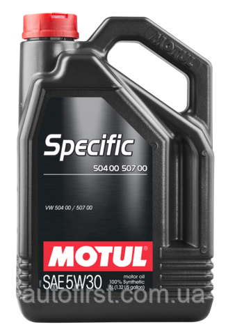 MOTUL Масло моторное 5W30 Specific (5L)