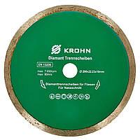 Алмазный диск про-серия KROHN 200 мм