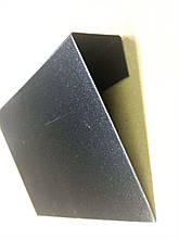 Ценник меловой подвесной 4х6 см для надписей мелом и маркером грифельный ценник. Крейдовий цінник