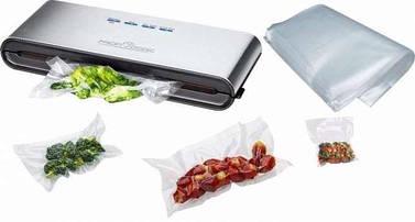 Вакуумний пакувальник нержавіюча сталь Profi Cook PC-VK 1080