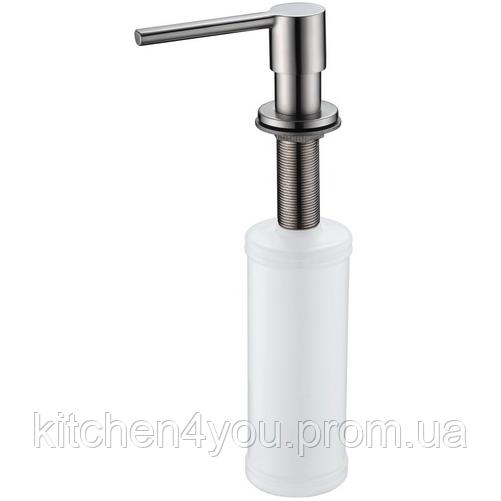 Дозатор для жидкого мыла Blue Water (Польша) Premium - inox