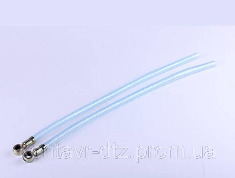 ТОПЛИВНЫЕ ПАТРУБКИ L-410 MM (2 ШТ.) - 190N