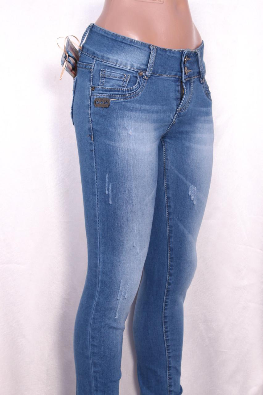 Женские джинсы лезвие