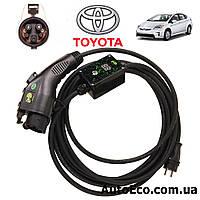 Зарядное устройство для электромобиля Toyota Prius Plug-in Hybrid AutoEco J1772-16A-BOX, фото 1