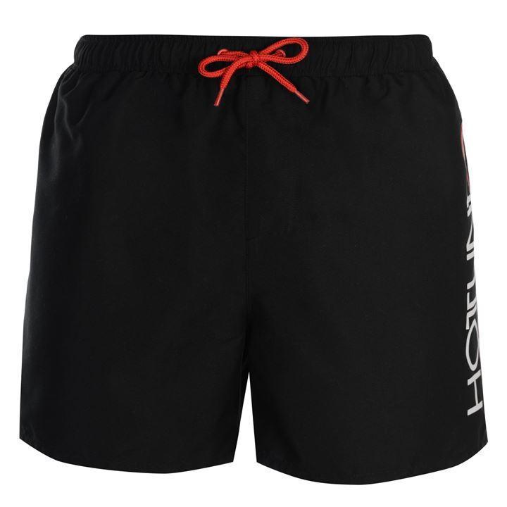 Мужские плавательные черные шорты Hot Tuna logo 46 размер оригинал