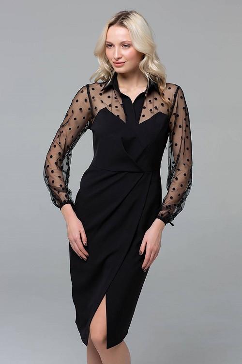 384c103ff9584d4 Платье TORN черное (S,M,L) - цена 470 грн. Купить в Украине ...