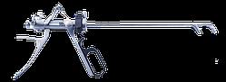 Літотриптоскоп з вигнутою голівкою