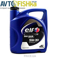 Моторное масло ELF Evolution 900 SXR 5W-30 4л