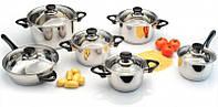 Набор посуды Berghoff Vision Premium 12 предметов