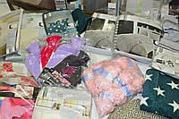 Сток Домашний обиход постель, полотенца, скатерти, шторы Оптом от 20 кг