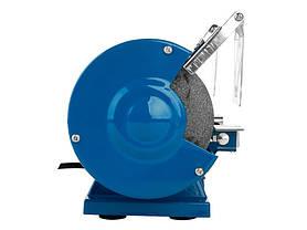 Точильний верстат (200 мм, 300 Вт) BauMaster BG-60200, фото 3