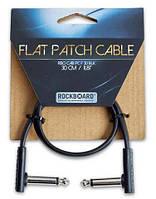 Патч кабель ROCKBOARD RBOCABPC F30 BLK FLAT PATCH CABLE
