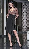 Платье Ванесса комби, фото 1