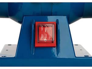 Точильний верстат (125 мм, 180 Вт) BauMaster BG-60125, фото 2