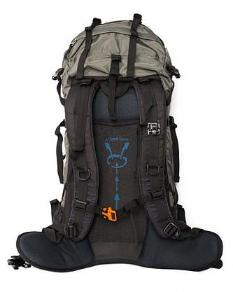 Рюкзак Axon Trek 50l Black, фото 3