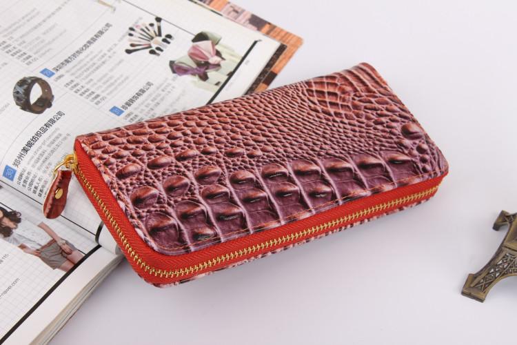 Женский стильный кошелёк 8010-2