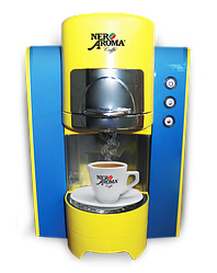 Кофемашина капсульная Nero Aroma MO-EL флаг (Espresso Point) Б/У