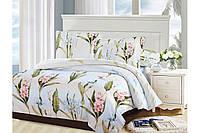 Двухспальный постельный комплект Ирис, BalakHome Ranforce