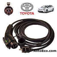 Зарядное устройство для электромобиля Toyota Prius Plug-in Hybrid AutoEco J1772-16A, фото 1